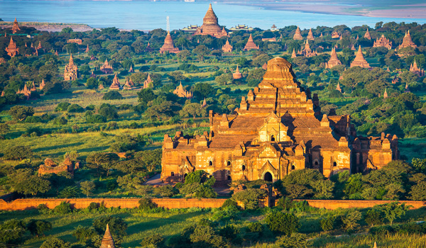 Myanmar Magic- 13 days/12 nights